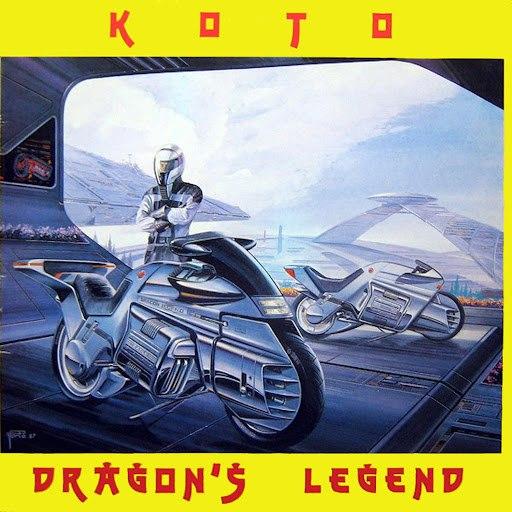 Koto альбом Dragon's Legend