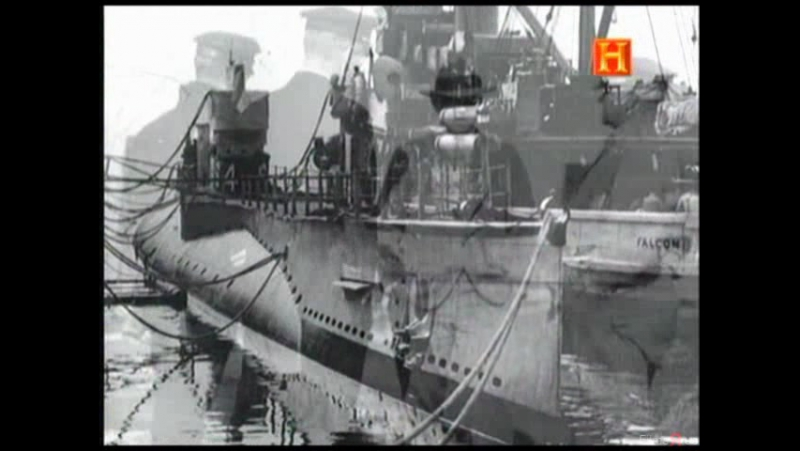 History Channel - Катастрофы субмарин