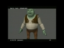 Шрек Creating A Fairy Tale World, The Making Of Shrek
