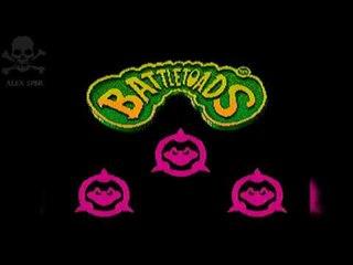 [Famiclone-50HZ]忍者蛙 Battletoads - Gameplay