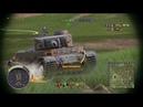 World of Tanks PS4 T29 долгая гонка за Редликом