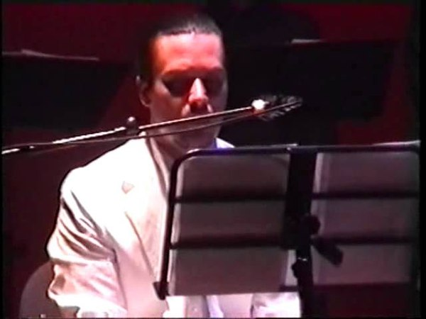 Eyvind Kang Mike Patton Jessika Kenney @ Angelica Festival Modena Italy 2006 05 08