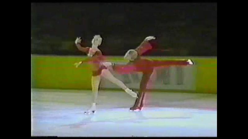 С. Рахманинов. Элегия. Л. Белоусова - О. Протопопов - 1982
