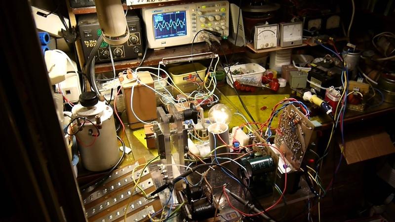 Солитоностроение. Часть 7. Малый солитонный генератор.