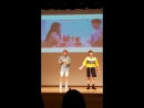 180617 Jinyoung X Hyunsoo - Falling in love @ Dongja Art Hall Fansign
