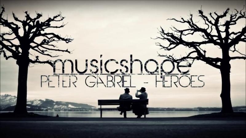 Peter Gabriel - Heroes (Lone Survivor Soundtrack Mark Wahlberg)
