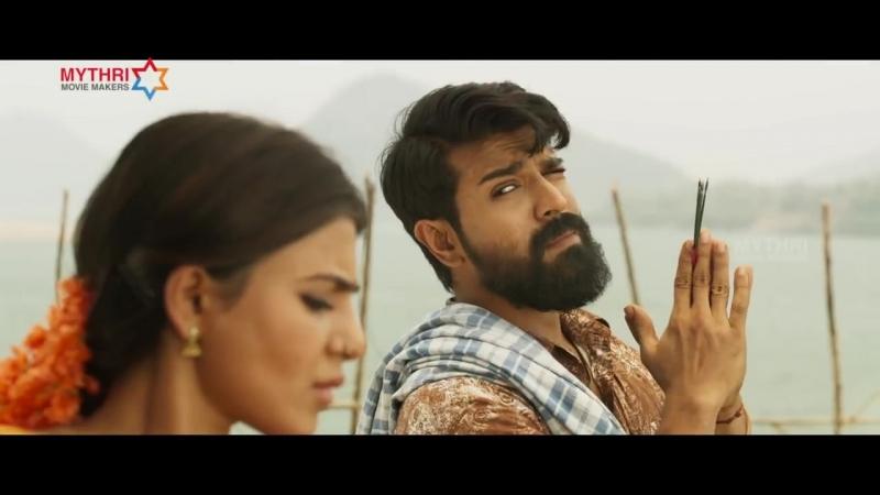 Rangasthalam Movie Latest Trailer - Ram Charan - Samantha - Pooja Hegde - Anasuya - Sukumar - DSP