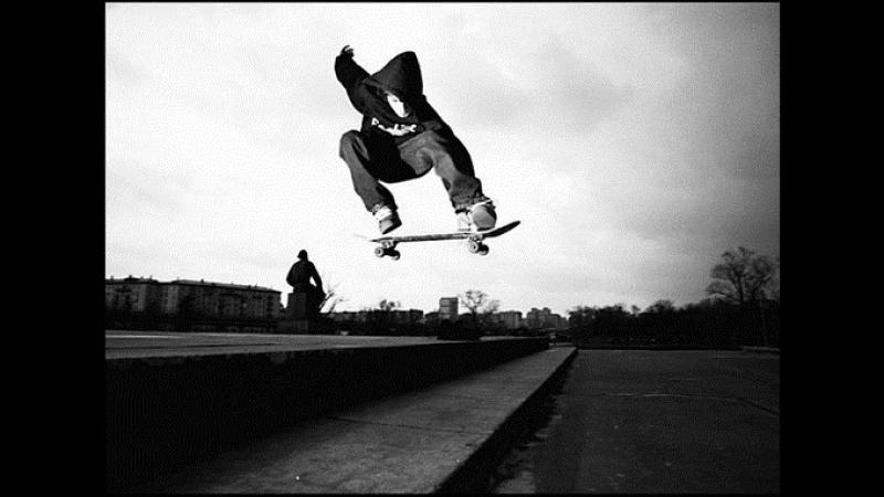 Johnsimus-Skateboard(Трюк Джонасимуса 1987-й год)