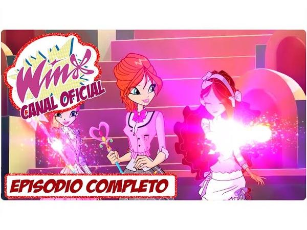 Winx Club 6x17 Temporada 6 Episodio 17 La Maldición de Fearwood Español Latino