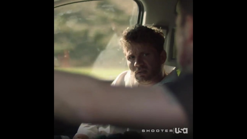 A heros strength is limitless. - - Check out this sneak peek of ShooterTV, premiering TOMORROW at 109c on @USA_Network.