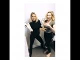 Мэгги и Челси пекут шипперские печеньки 2