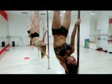танцы на пилоне, Pole dance, студия Дайкири Чебоксары