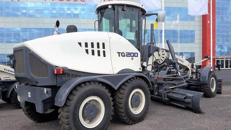 RM TEREX TG200 (аналог JOHN DEERE 622G) - ТО-30 (ТО через 30 моточасов) автогрейдера 18,8 т.