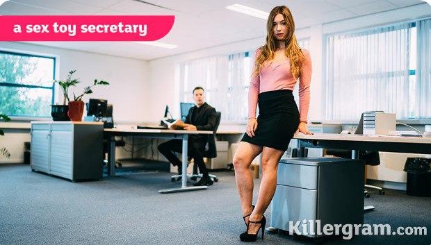Killergram - A Sex Toy Secretary