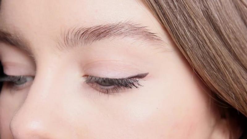 Ира Блан Как рисовать стрелки советы и хитрости Eyeliner tutorial tips tricks Beauty Blanc
