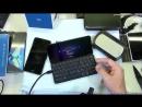 Обзоры Gemini PDA, часть 01_ достаем из коробки клавиатурный телефон Gemini PDA с Android_Linux