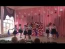 Танец «Синий платочек» . Мои замечательные девчонки!