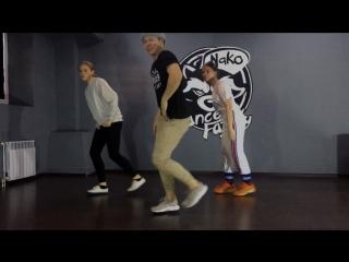 направление Hip-Hop 12-15 лет   Костя Квашнин   dance studio NAKO  