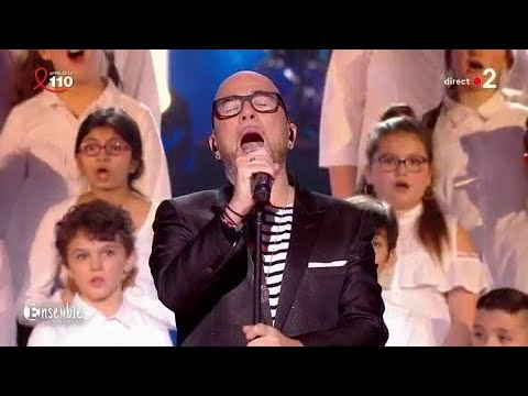 Pascal Obispo - L'envie d'aimer (Les Dix Commandements) / Sidaction 2018