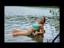 Купающиеся сексуальные привлекательные девушки! Bathing sexy attractive girls