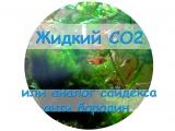 Жидкий CO2 или аналог сайдекса анти бородин