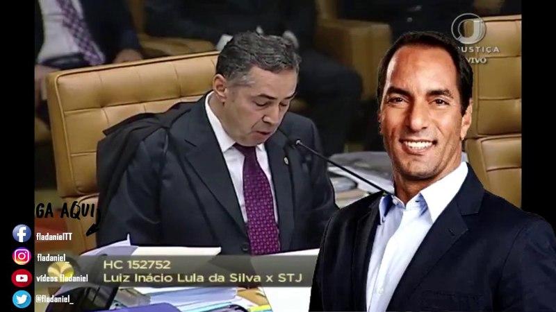 Ministro Barroso relembrando o homicídio (3 vítimas) culposo do Edmundo