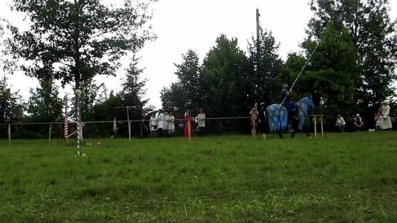 Наш Грюнвальд-2012. Конный турнир