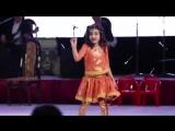 хатуба как маленькая девочка поет супер