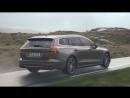 223630_New Volvo V60 - driving footage (no sound)