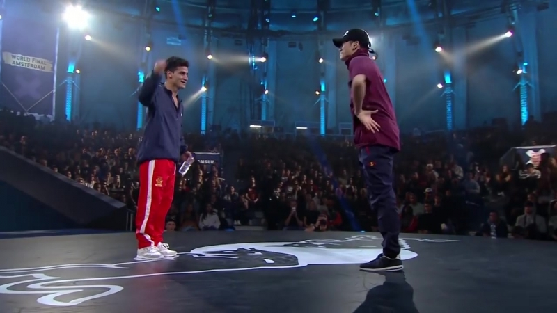 Lil Zoo vs Wing ¦ Semifinal ¦ Red Bull BC One World Final 2017