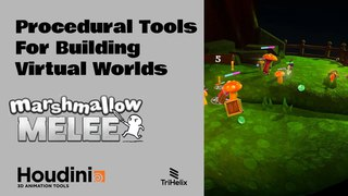 GDC2018 | Mike Murdock | Procedural Tools for Building VR worlds: A case study from Marshmallow Melee