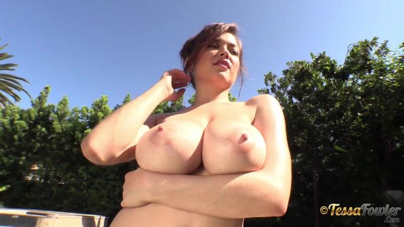 Tessa Fowler Silver String Bikini