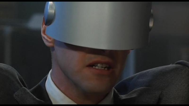 «Джонни Мнемоник » |1995| Режиссер: Роберт Лонго | киберпанк