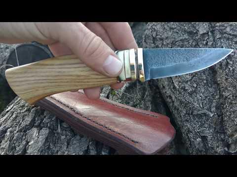 нож из быстрореза р6м5
