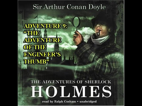 Learn english through story-Advance level-The Adventures of Sherlock Holmes : Adventures 9