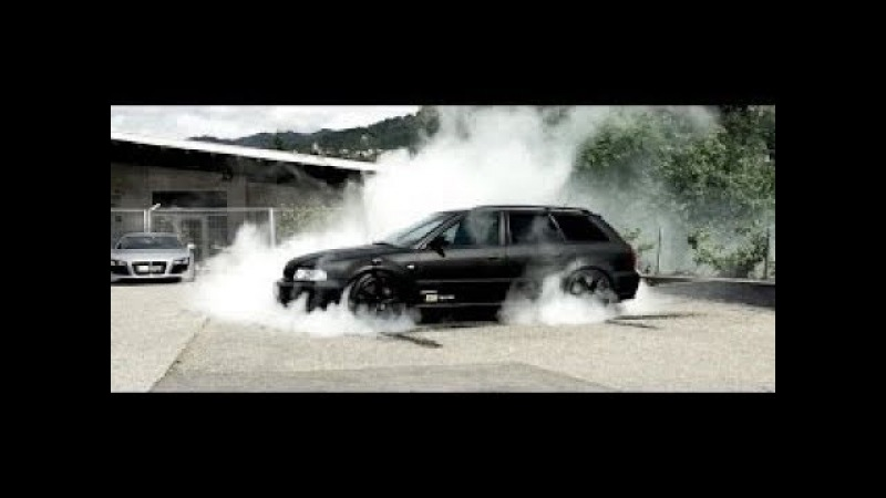Top Audi Burnout, Launch Control Acceleration Compilation