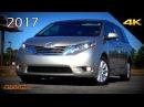 2017 Toyota Sienna Limited Premium - Ultimate In-Depth Look in 4K