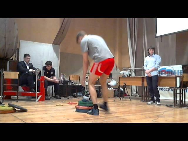 Воротницкий К, Rolling Thunder = 70,5 кг, 01.03.2014