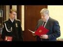 Аркадий Чернецкий вручил награду салдинскому кадету