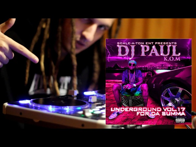 DJ PAUL SEED OF 6IX - MY SHADOW (DRAGGED CHOPPED LIVE MIX BY SERGELACONIC)