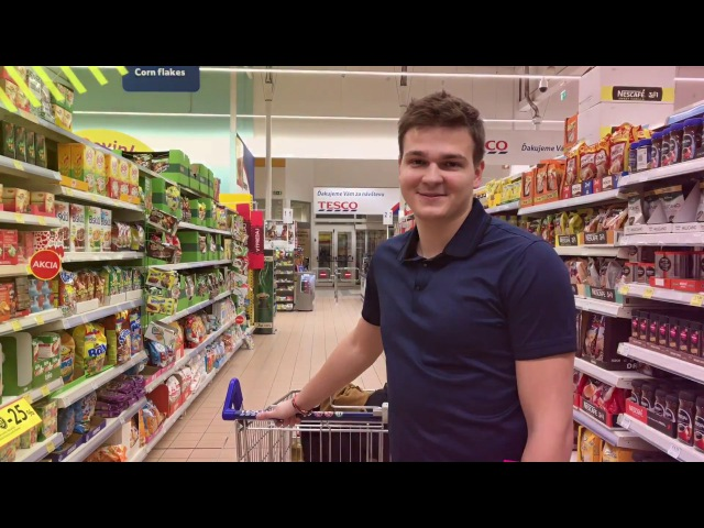 СЛОВАКИЯ| Цены на продукты| СРАВНЕНИЕ С НАШИМИ| BuďSK