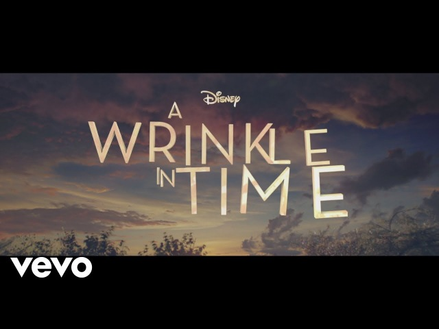 Sade - Flower of the Universe (From Disney's A Wrinkle in Time) (Official Lyric Video)