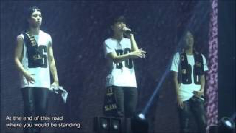 BTS ROAD/PATH LIVE WITH ENG SUBS (THE RED BULLET CONCERT)