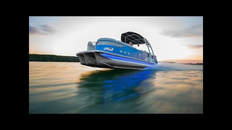 Pontoon Boat HIGH-PERFORMANCE PACKAGES | Avalon Pontoons 2017