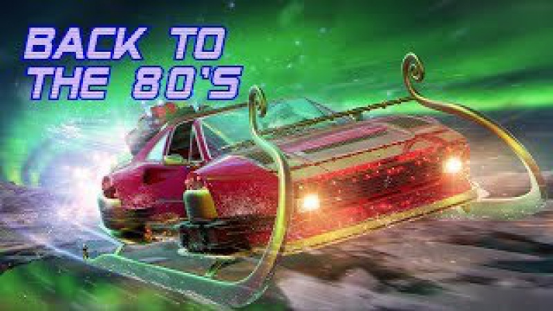 'Back To The 80's'   Best of Synthwave And Retro Electro Music Mix for 1 Hour   Vol. 14