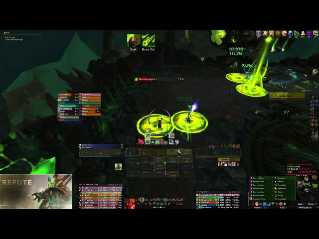Limit Mythic Garothi Worldbreaker Rdruid PoV Refute