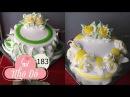 Cách Làm Bánh Kem Đơn Giản Đẹp ( 183 ) Cake Icing Tutorials Buttercream ( 183 )