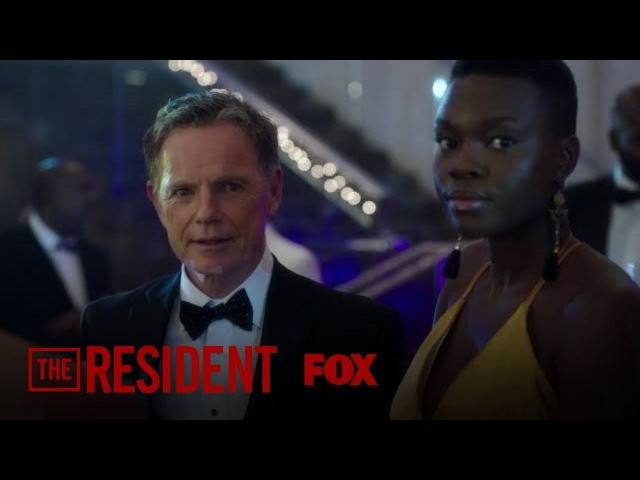 A Homeless Woman Crashes The Fundraiser | Season 1 Ep. 8 | THE RESIDENT