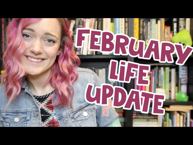 What's new with Kristina!? (February)