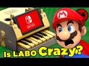 Has Nintendo Gone MAD Nintendo Labo Origins Culture Shock